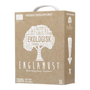 Englamust Äppelmust Aroma Bag-in-box 3l ekologisk