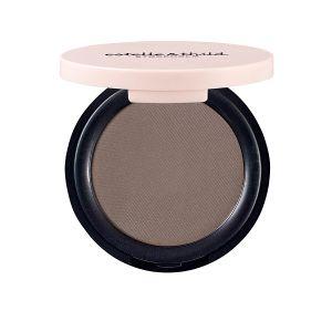 Estelle & Thild BioMineral Silky Eyeshadow Cold brown, 3g