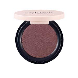 Estelle & Thild BioMineral Silky Eyeshadow Dark Mauve, 3g