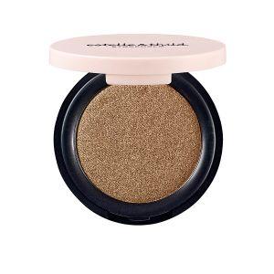 Estelle & Thild BioMineral Silky Eyeshadow Sparkling Caramel - Högpigmenterade mineraler