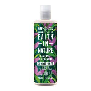 Balsam Lavendel & Geranium, 400 ml