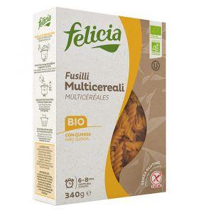 Felicia Bio Fusilli Fyra Sädesslag – En glutenfri pasta