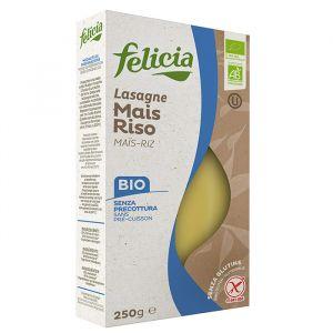 Felicia Bio Lasagne Plattor – En glutenfri pasta