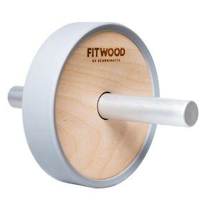 Fitwood Kjerag Roller Exercise Wheel - Ett hållbart träningsredskap