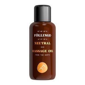 Föllinge Neutral Massage Oil – för känslig hud