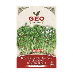 GEO Broccolifrö – ekologiskt groddfrö