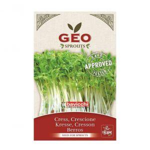 GEO Krassefrön – ekologiskt groddfrö