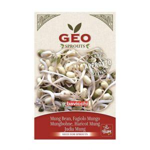 GEO Mungbönor – ekologiskt groddfrö