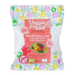 Veggie Peggy Fruktnallar – veganskt godis