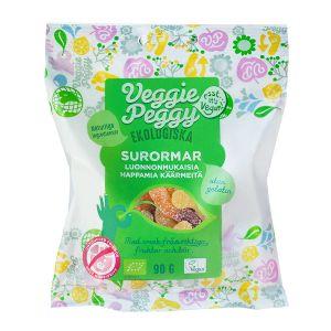 Veggie Peggy  Surormar – veganskt godis