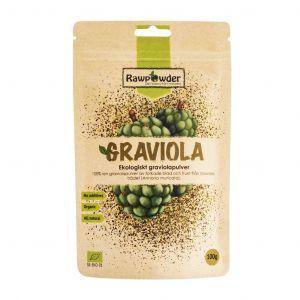Graviola, 100g pulver ekologisk
