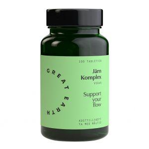 Järn Komplex, 100 tabletter