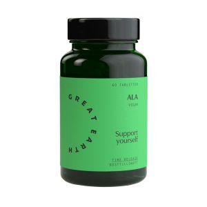 Köp Great Earth Alfa Liponsyra 60 tabletter på happygreen.se