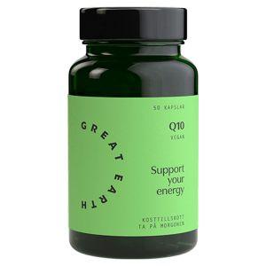 Coenzyme Q10 120 mg, 50 kapslar