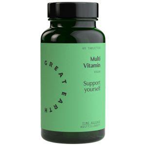 Great Earth Multi Vitamin – Kosttillskott med multivitamin
