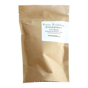 Bikarbonat med ekologisk Citrus, 200 g
