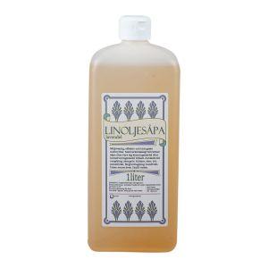 Grunne Linoljesåpa Lavendel – miljövänligt rengöringsmedel