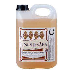 Grunne Linoljesåpa Original – miljövänligt rengöringsmedel