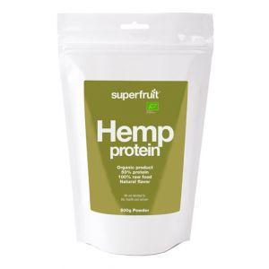 Superfruit Hampaprotein, 500g ekologisk