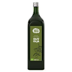Olivolja Extra Virgin, 1000ml ekologisk