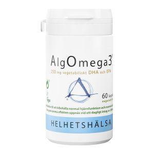 Helhetshälsa Alg Omega 3 – Kosttillskott med Alg Omega 3