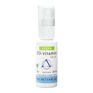 Helhetshälsa D3-vitamin Spray – perfekt för barn