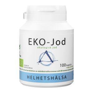 Helhetshälsa EKO-Jod – Kosttillskott med jod