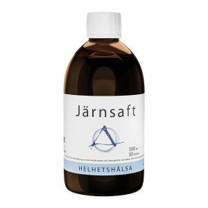 Köp Helhetshälsa Järnsaft 50 doser på happygreen.se