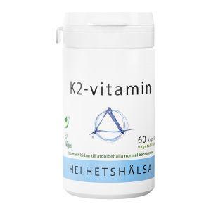 Helhetshälsa K2-vitamin – kosttillskott med K2-vitamin