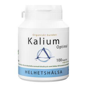Helhetshalsa Kalium Optimal, 100 kapslar