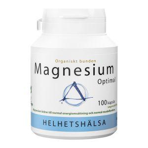 Helhetshalsa Magnesium Optimal, 100 kapslar