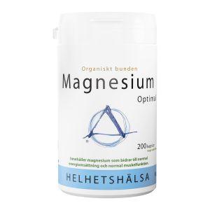 helhetshalsa magnesium optimal 200 kapslar