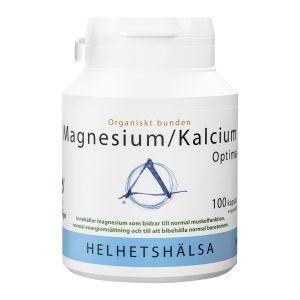 Helhetshälsa Magnesium Kalcium Optimal 2:1 – kosttillskott med magnesium