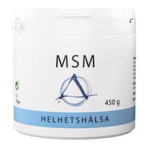 Helhetshälsa MSM pulver – kosttillskott med MSM