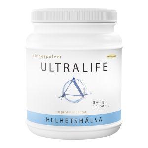 Helhetshälsa Ultralife – Pulver på risprotein