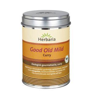 Good Old Mild Curry Kryddblandning, 80 g ekologisk