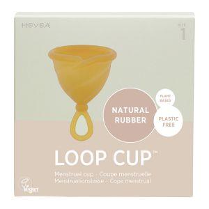 Hevea Loop Cup Menskopp – Menskopp i naturgummi