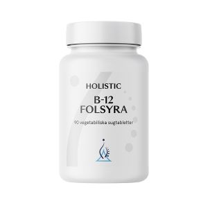 Köp Holistic B-12 1000mg 90 tabletter på happygreen.se