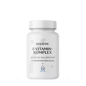 E-vitamin, 30 kapslar