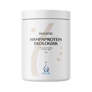 Holistic Hampaprotein – Kosttillskott med Hampaprotein