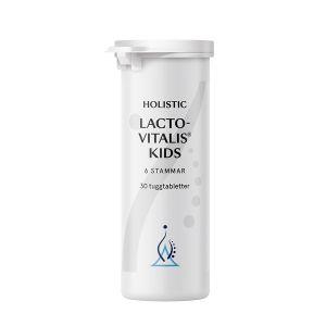 LactoVitalis Kids, 30 tabletter