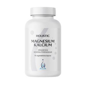 Holistic Magnesium-Kalcium 80/40mg 100 kapslar