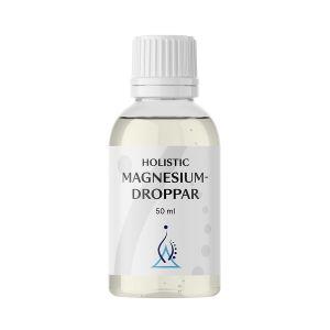 Holistic Mineraldroppar – Kosttillskott med mineraler