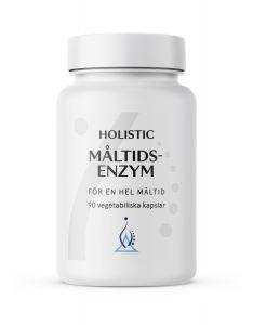 Holistic Måltidsenzym – Kosttillskott med enzymer