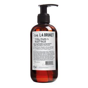 L:a Bruket Flytande Tvål Salvia, Rosmarin & Lavendel, 250ml