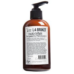 L:a Bruket Handkräm Bergamott & Patchouli, 250ml