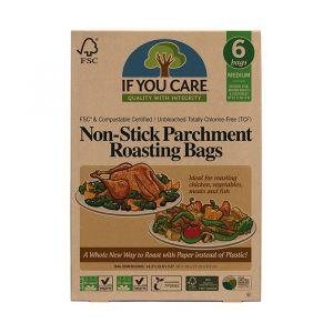 If You Care Komposterbara Stekpåsar – Miljövänliga stekpåsar