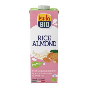Isola Bio Risdryck Mandel – mjölkfri dryck