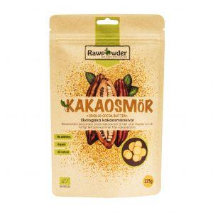 Kakaosmör skivor, 225g ekologisk