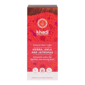 Henna Amla Jathropa Röd, 100 g